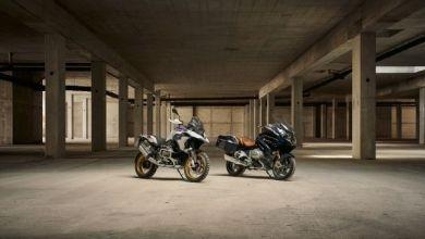 Photo of BMW Motorrad at INTERMOT 2018.