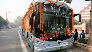 Photo of 100% electric bus, JBM Solaris ECO-LIFE