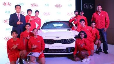 Photo of Kia Motors India announces the biggest ever Indian ballkid squad for Australian Open 2019