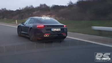 Photo of The upcoming porsche Taycan: Spy shots