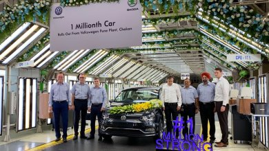 Photo of Volkswagen India rolls out 1 millionth car from its Pune plant in Chakan