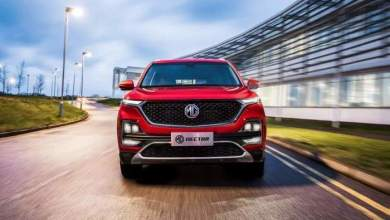 Photo of MG Hector launched in India at an introductory price of 12.18 lakhs