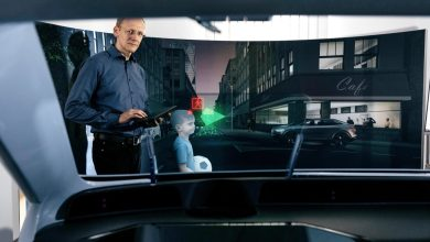 Photo of Volkswagen invests in the field of 3D Holography for their future cars.