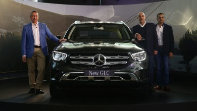 Photo of Mercedes-Benz launched the  GLC facelift in India