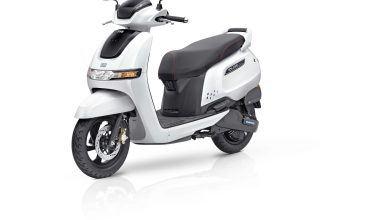 Photo of TVS Motor Company forays into electric mobility with : TVS iQube Electric