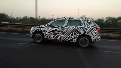 Photo of India Spec Skoda Karoq spotted Testing.