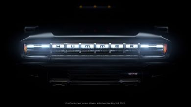Photo of GMC Hummer EV Teaser Revealed