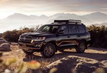 Photo of The new and powerful Land Cruiser comes with cosmetic tweaks