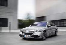 Photo of 2021 Mercedes Benz S-Class revealed