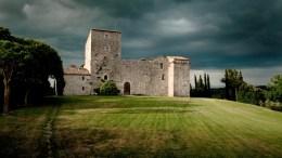 Todi castle Italy
