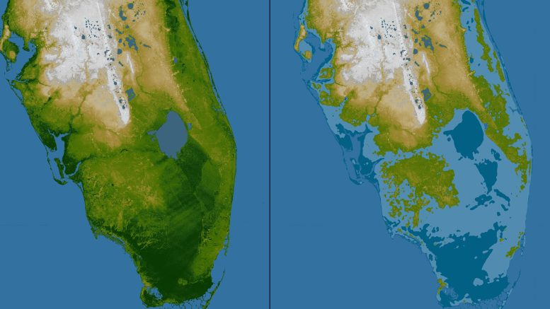 Rising Sea Levels Affecting US Real Estate Values