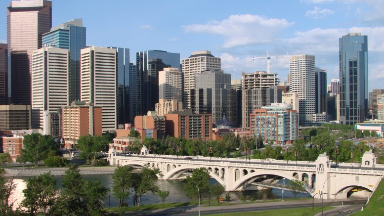 Calgary Top-Tier Property Market Struggling