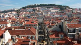 Lisbon Luxury Property Values Rising