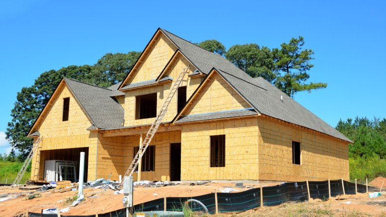 US House Building Starts Drop Again