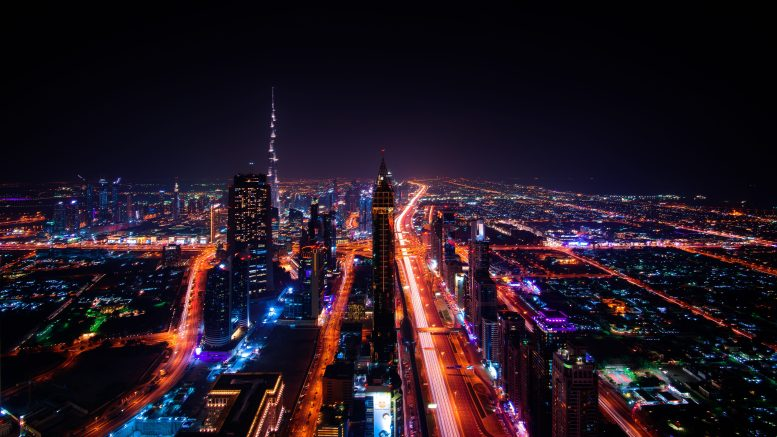 Downtown Dubai Top Property District in the UAE