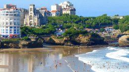 French seaside resorts
