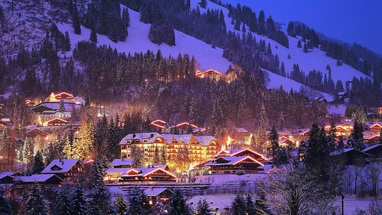 Gstaad Switzerland