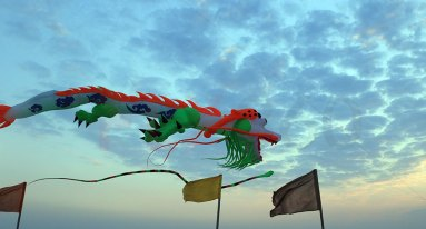 Beach Kite Festival at Dwarka 2017 - Fly360
