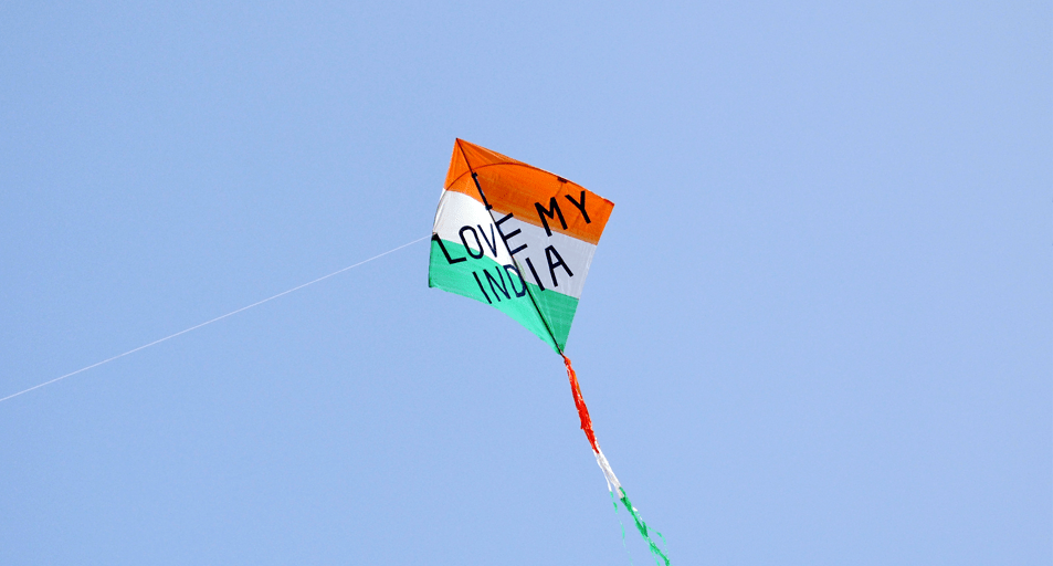 Kite Flying Festival in Delhi