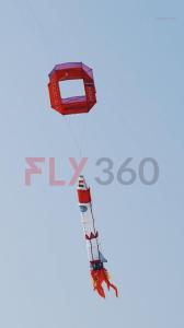3d box kite