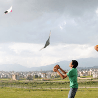 Reviving Kite Flying - The Ancient Art