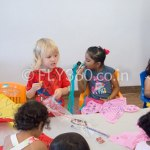 Summer camps Modern kite making workshop