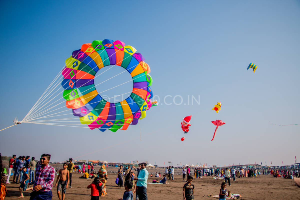Beach kite event fly360 KITE FESTIVAL 2019 14