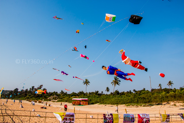 Genre of work - Beach kite event fly360 KITE FESTIVAL 2019 14