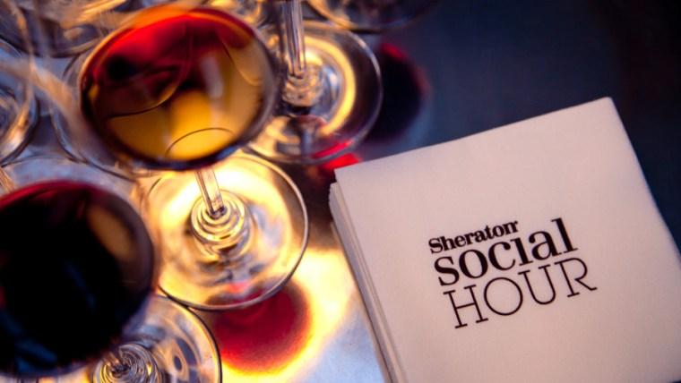 Sheraton Social Hour