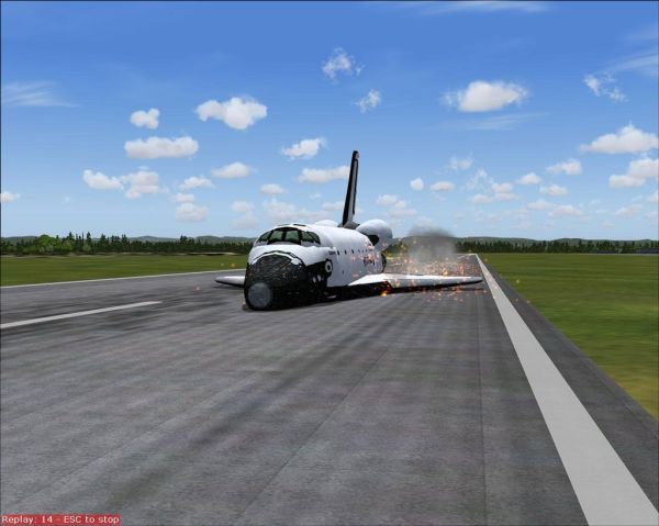 Nick's Space Shuttle Landing Challenge, Final Release for ...