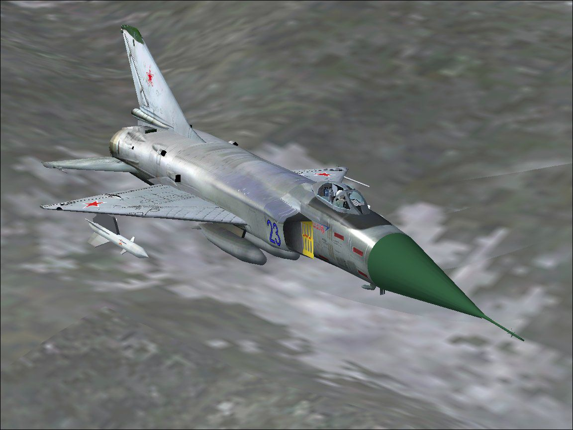 Sukhoi Su 15 AampF Flagon Updated Package For FSX