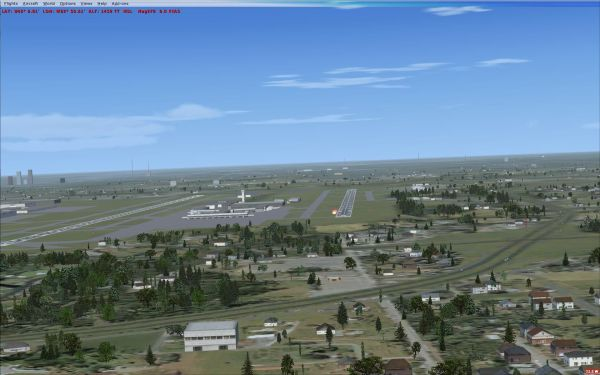Scenery Enhancements For Ohio for FSX