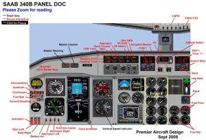 Saab 340B for FSX