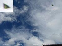 UFO sighting in Auckland, NZ