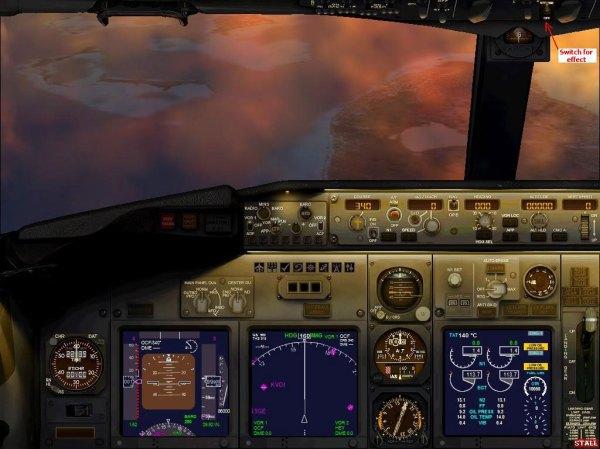 Flights For The Space Shuttle Atlantis for FSX