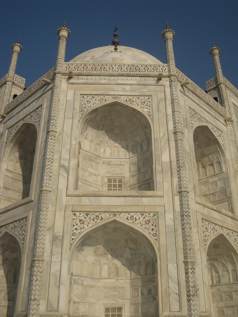 fly brother awe induced by early morning sunlight striking a structure as magnificently designed as the taj a confection of marble as intricately woven as lace