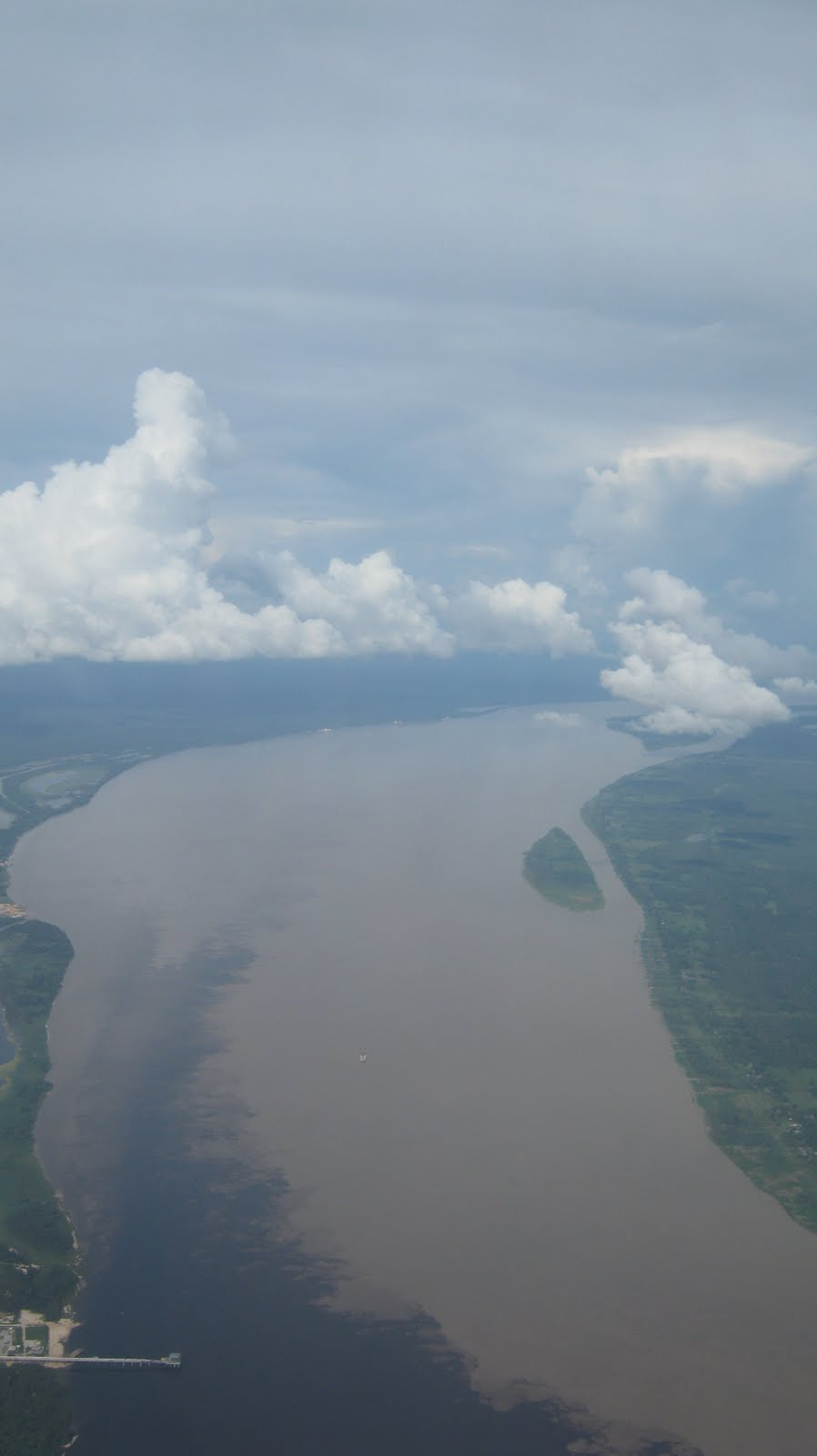 photos fly brother page 2 the river runs through it the dark water on the left is from a separate tributary that merges the amazon at manaus