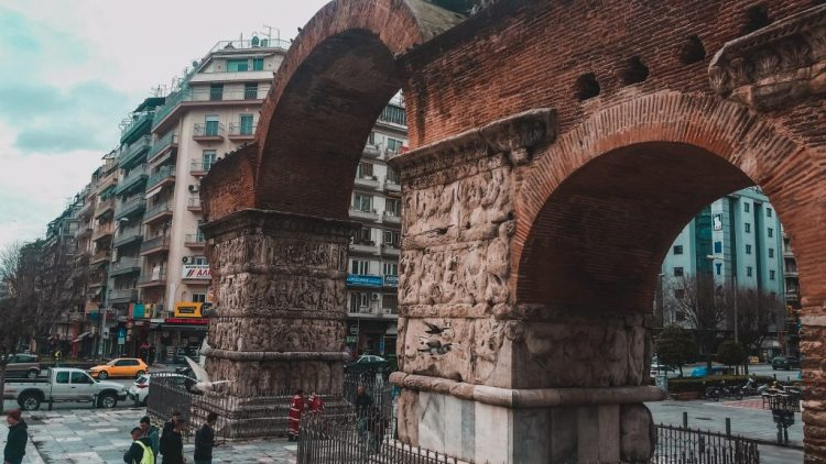what to do in thessaloniki - Arch of Galerius