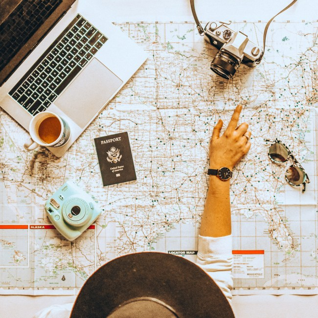 how to plan a trip with free travel resources