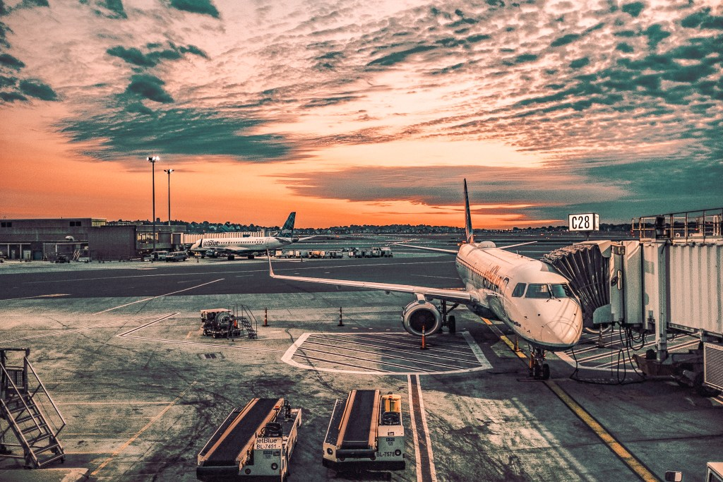 how to plan a trip - flights