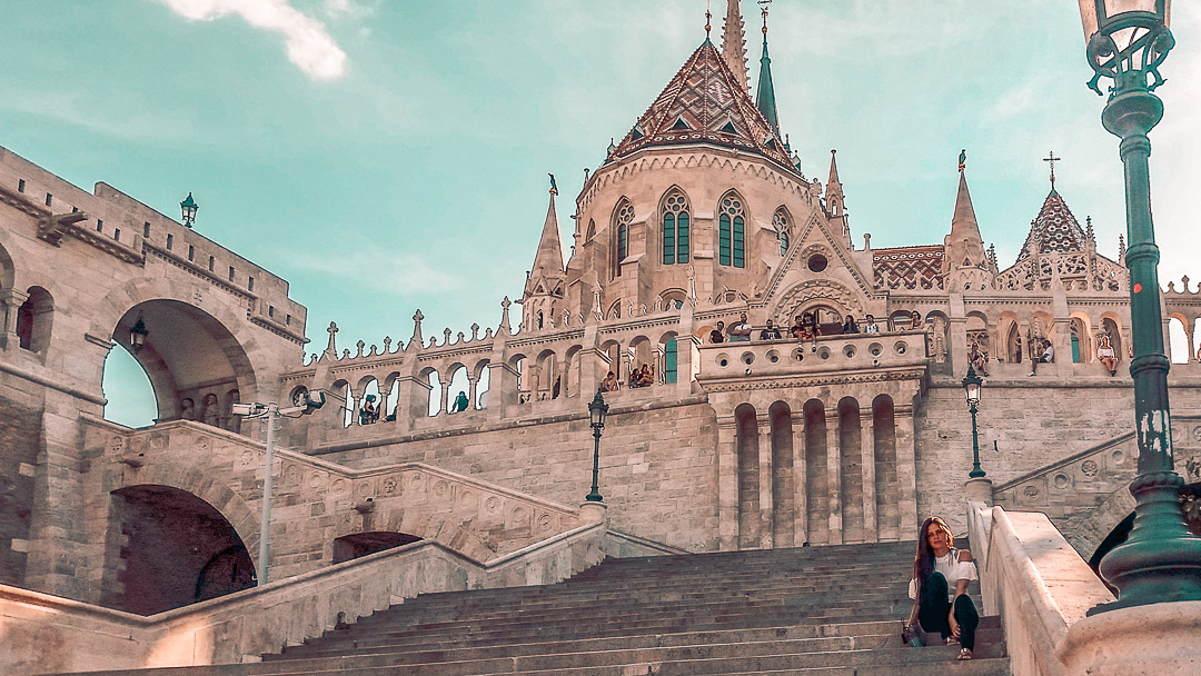 Budapest Itineray - Fisherman's Bastion