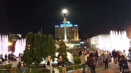 Maidan, Kiev, 2018
