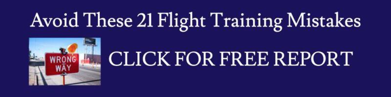 pilot training mistakes