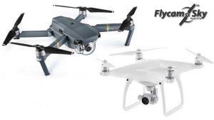 các thiết bị flycam