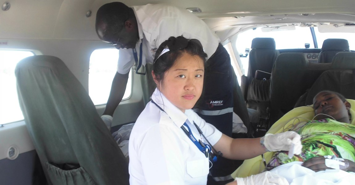Maisha Air Ambulance Scheme is a must have in East Africa