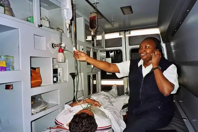 My Journey at AMREF Flying Doctors