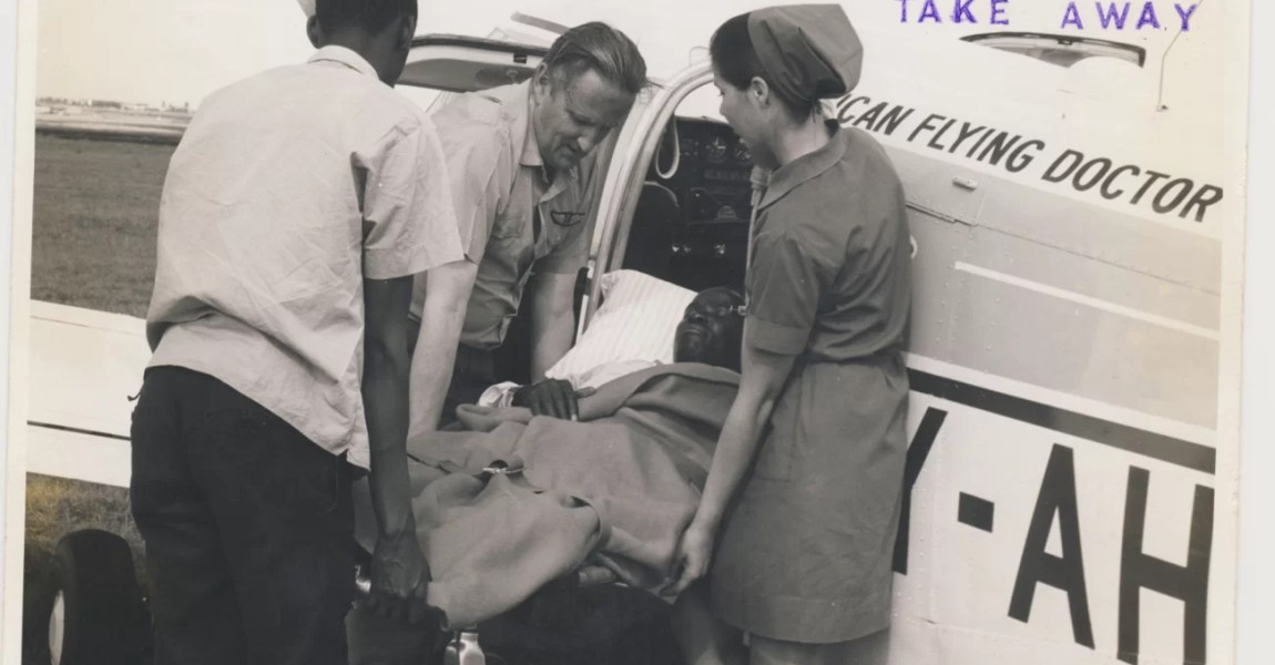 AMREF Flying Doctors celebrates 60 years in the air