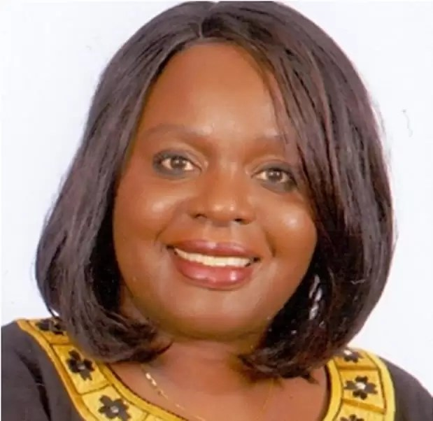 Raychelle Omamo