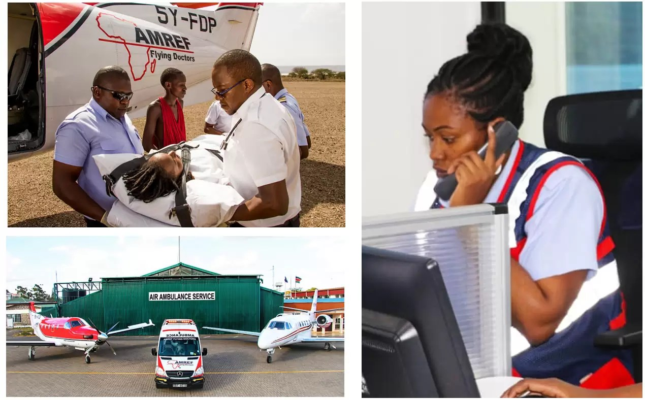 Amref Flying Doctors Profile