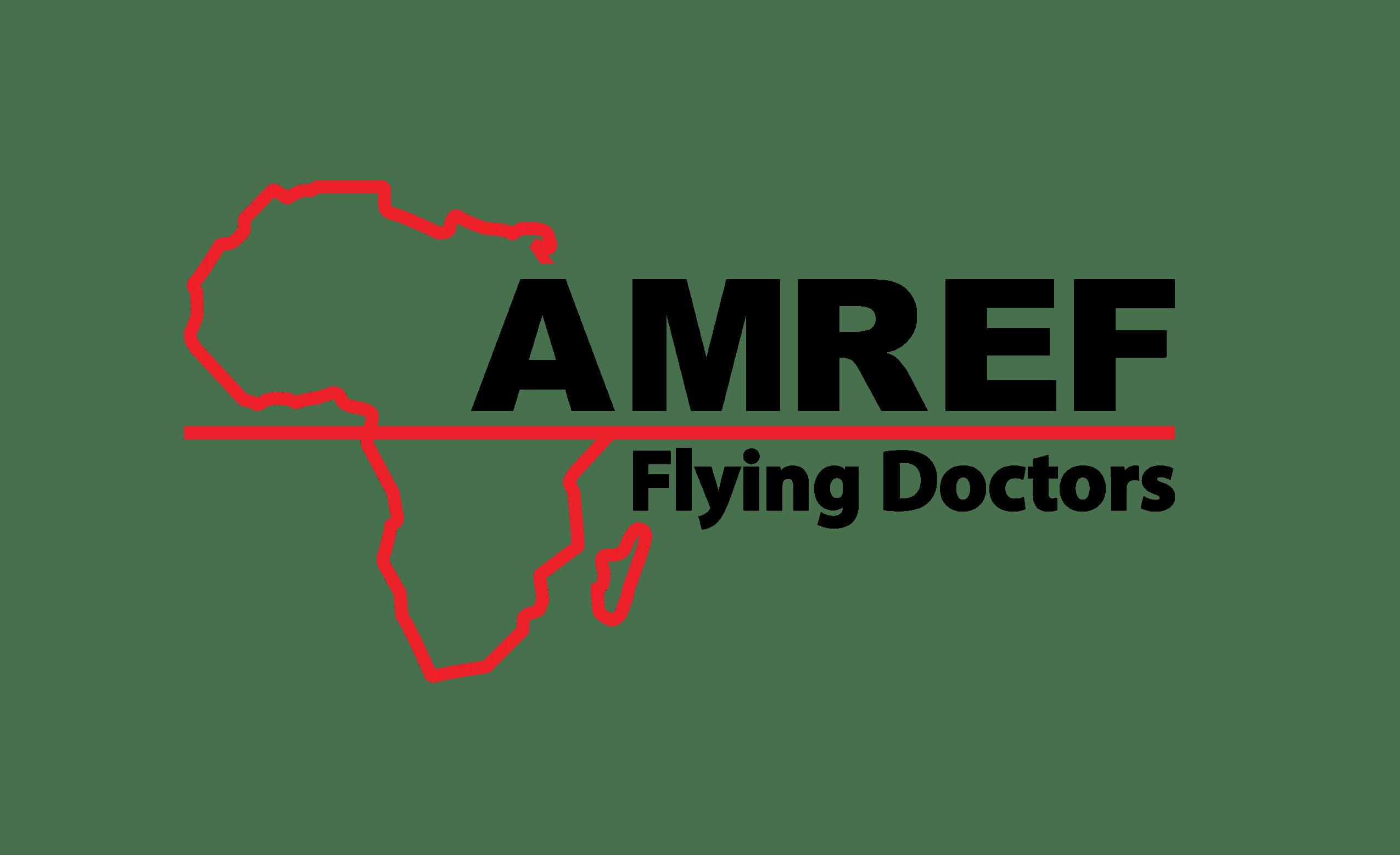 AMREF Flying Doctors Logo